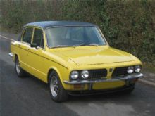 Triumph Dolomite 1850 and Sprint